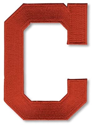 Cleveland Indians Hat 'C' Logo Patch