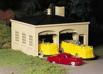 Bachmann Trains 45610 O-Scale Fire House with Pumper for sale  Delivered anywhere in USA
