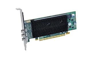 Matrox M9138 LP PCIe x16 - Tarjeta gráfica (2560 x 1600 Pixeles, 1024 MB, DDR2, 128 Bit, PCI Express x16, 2.0)