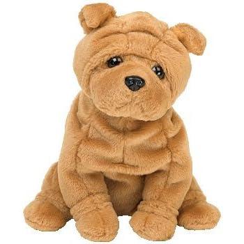 Amazon.com: Webkinz Plush Stuffed Animal Shar Pei Dog
