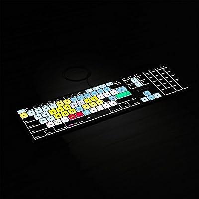 New Avid Media Composer Backlit Keyboard: Amazon com: Shop