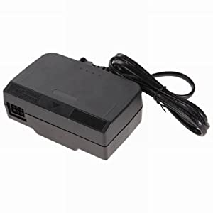New AC Adapter Power Supply Cord for the Nintendo 64 System AC100-245V