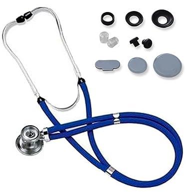 Fonendoscopio Rappaport - Enfermania (Azul)