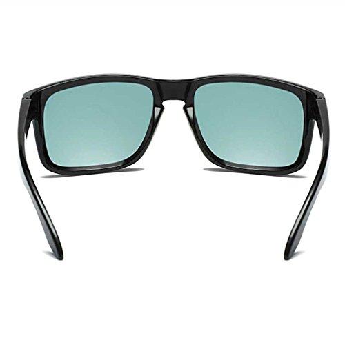 Gafas Conducir Providethebest 3 de Gafas Vidrios la Clásica Marco Sol de Fresca PC de Sol Vintage Gafas polarizados Gentleman Coolsir 6q4qrwd