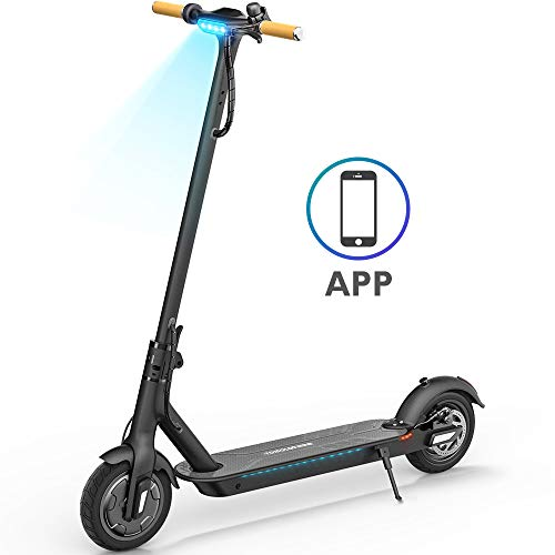 Our #1 Pick is the TOMOLOO L1 Electric Scooter