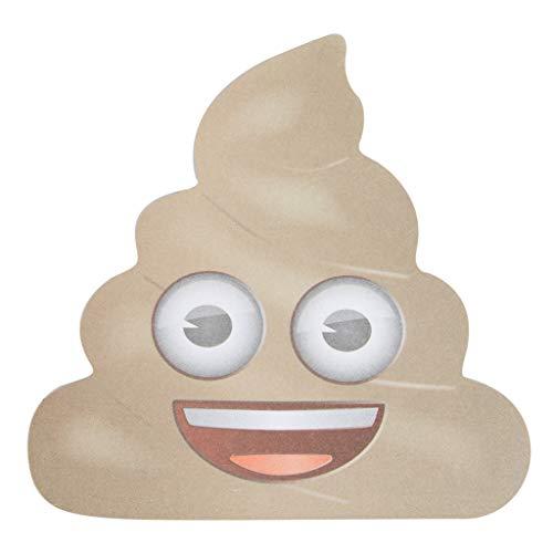 Poop Emoji Notepad Party Favor ()