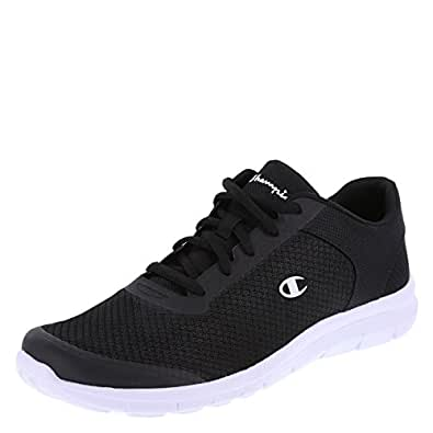 Champion Men's Black White Gusto Performance Cross Trainer 6.5 Wide
