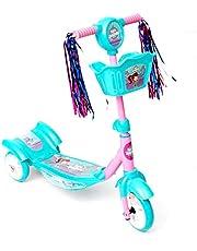Patinete Infantil Aventura, Uni Toys, Rosa