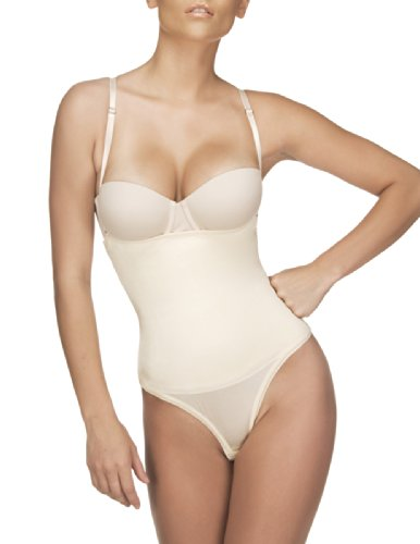 Convertible Thong Shaper by Vedette 211 M Nude