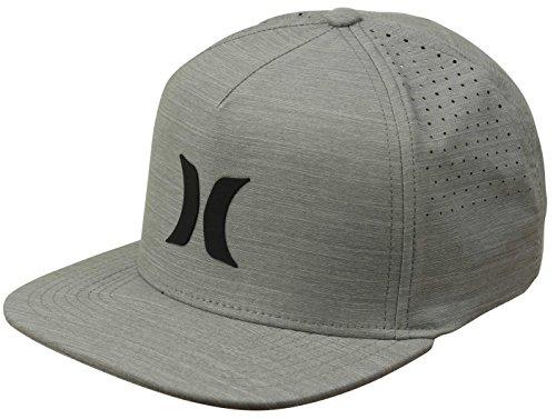 Hurley Dri-Fit Icon 4.0 Hat - Clay Green/Black