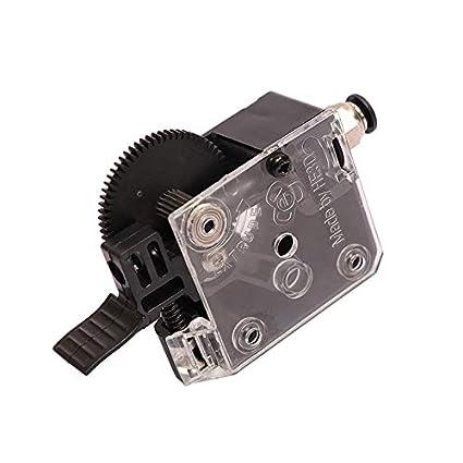 Kit completo de extrusor de titanio HE3D montado de 1,75 mm para ...