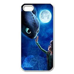 FashionFollower Design Movie Series How to Train Your Dragon Stylish Phone Case Suitable For iphone5 IP5WN32212