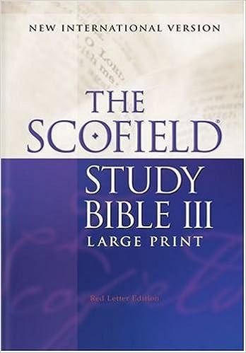Amazon book download come crack Scofield® Study Bible III