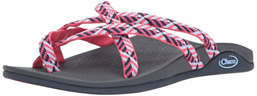 Chaco Womens Tempest Cloud Atletische Sandaal Origami Berry