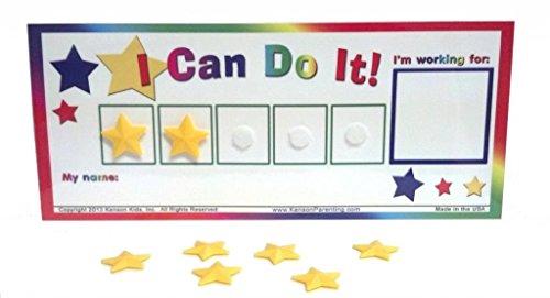 Kenson Kids Colorful Positive Reinforcement Customizable product image