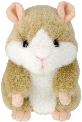 Takara Tomy Mimicry Pet Hamster (Caramel Brown)