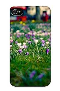HAWAIIAN FLOWERS Hard Plastic Matte For SamSung Galaxy S3 Case Cover [In Twisted Tech Retail Packaging]