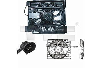 803-0008 L/üftermotor K/ühlerventilator L/üfter K/ühlung Ventilator original TYC