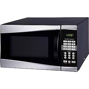 Amazon.com: Hamilton Beach 0.9 Cu. Ft. 900W Microwave ...