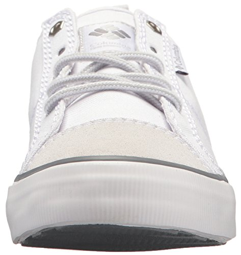 Ti Steel 100 Columbia Bianco Grey Sneaker Donna white Goodlife Lace xvzBYqvS8