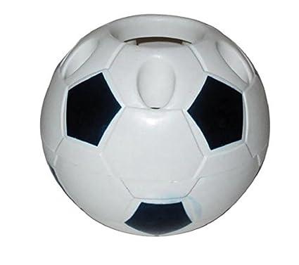 Yuloen - Portalápices de escritorio con forma de balón de fútbol ...