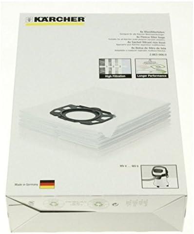 Karcher – Sachet – Filtro para aspiradora Karcher: Amazon.es: Hogar