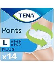 Tena – Pants – Plus – Pack 14, Large, Veelzijdig te gebruiken.