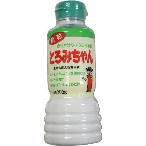 Thick-chan granules potato starch 200g ~ 6 pcs set