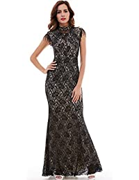 Amazon.com: High Neck - Formal / Dresses: Clothing, Shoes & Jewelry