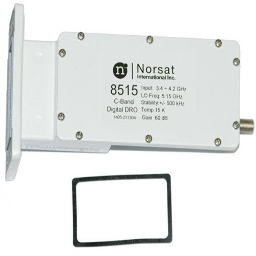 Norsat 8515 C-BAND DRO Satellite LNB Commercial for sale  Delivered anywhere in USA