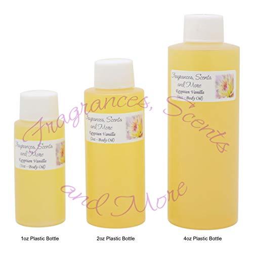 (Egyptian Vanilla Perfume/Body Oil (7 Sizes) - Free Shipping (1 Bottle 1/3oz Roll On (10ml)))