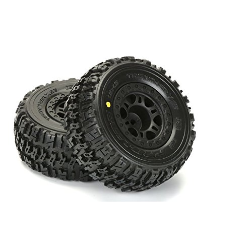 Pre Mounted Front Tire (Pro-Line Trencher X SC 2.2