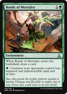 Magic: the Gathering - Bonds of Mortality (128/184) - Oath of the Gatewatch