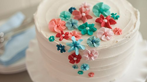 The Wilton Method of Cake Decorating by Creativebug.com