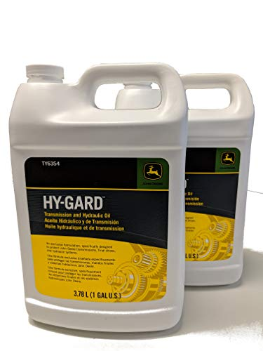 - John Deere Original Equipment Gallon-Sized Hy-Gard Oil - TY6354 (2 GALLONS)
