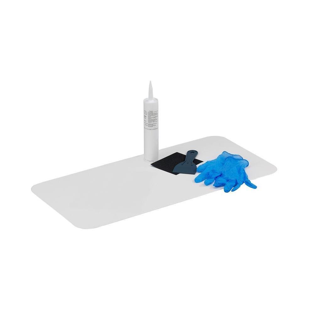 Tub Floor Repair Inlay Kit