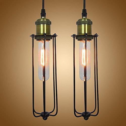 Lx E27 Lámparas De Moderno Vintage Araña az kx Industrial m80wvNnO