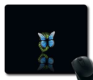 Butterfly Masterpiece Limited Design Oblong Mouse Pad by Cases & Mousepads