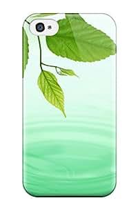 ZippyDoritEduard Perfect Tpu Case For Iphone 4/4s/ Anti-scratch Protector Case (green)
