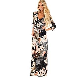 Long Dress Hip Slim Sleeve Lace Refago Shoulder Pack Sexy 5ARL4j