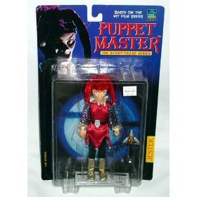 Puppet Master Jester Figure (Puppet Master Action Figures)