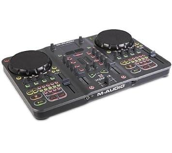 table de mixage m-audio xponent