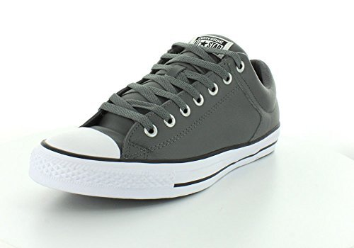 Converse Mens Chuck Taylor All Star High Street Low Grey Sneaker - 12 Men - 14 - High Mens Street