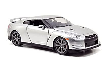 Jada Fast U0026 Furious Brians Nissan Skyline Gt R (R35) 1:24 Scale