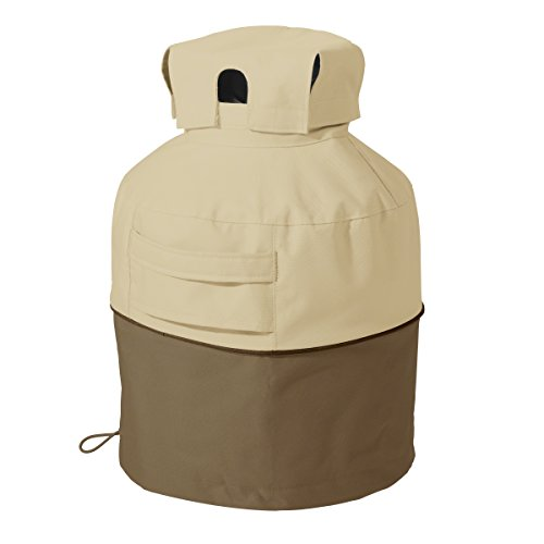 Classic Accessories Veranda 20 lb. Propane Tank Cover Bottle Glove Tank Cover