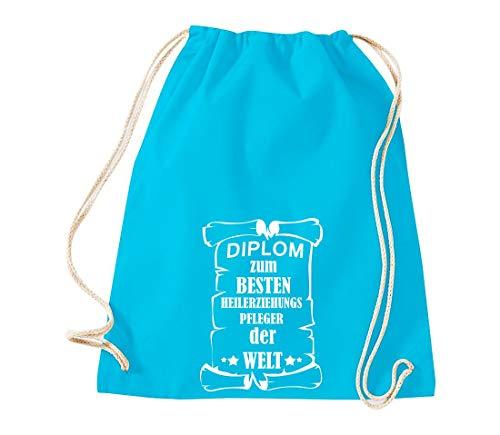 Tela Bolso Turquesa Para Algodón De Mujer Shirtstown qBUE4xE