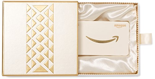 Amazon.com Gift Card in a Premium Gift Box (Gold)