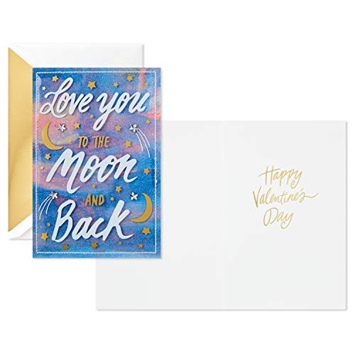 Hallmark Signature Valentine's Day Card (to The Moon and Back) Photo #6