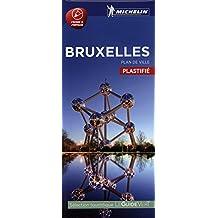 Bruxelles - Plan de ville plastifiés