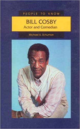 Bill Cosby Actor and Comedian
